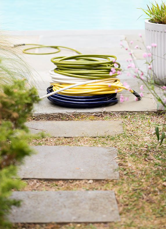 The Heritage Garden Hose | in 6 shades