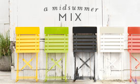 A Midsummer Mix