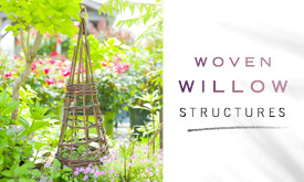 Woven Willow Structures