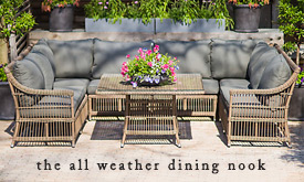 The All Weather Dining Nook