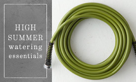 High Summer Watering Essentials