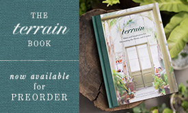 THE TERRAIN BOOK | preorder yours