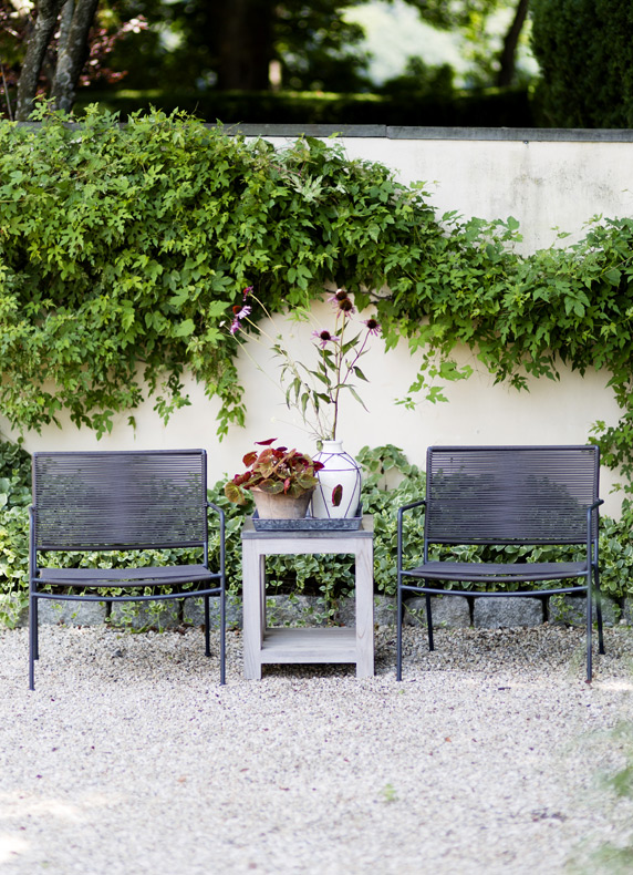 Outdoor Seating for every space