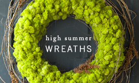 High Summer Wreaths