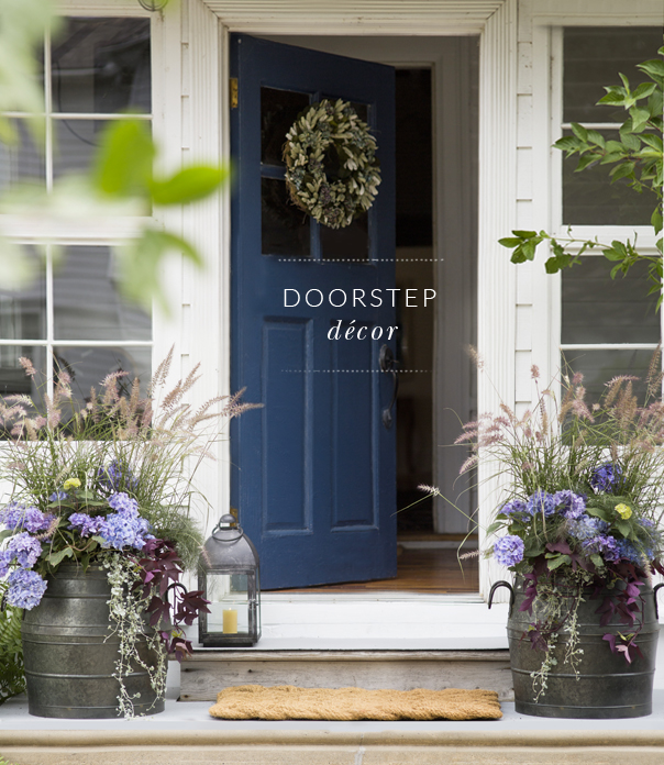 Doorstep Décor
