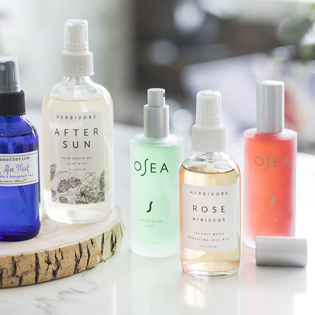All-Natural Summer Skincare for Face + Body
