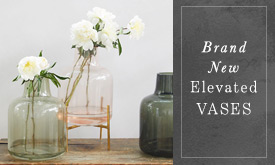 Brand New Elevated Vases