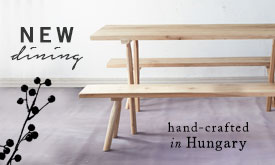 NEW TEAK | hand-crafted in Hungary