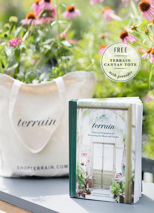 Terrain Book | preorder yours