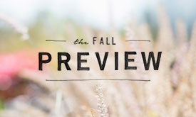 The Fall Preview