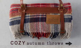 Cozy Autumn Throws