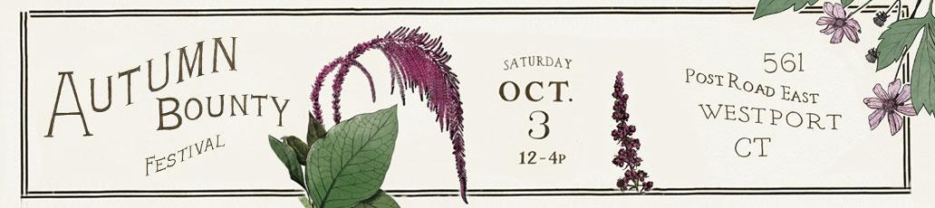 Autumn Bounty Oct 4