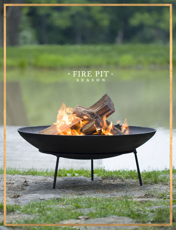 Fire Pit Gatherings