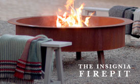 The Insignia Firepit