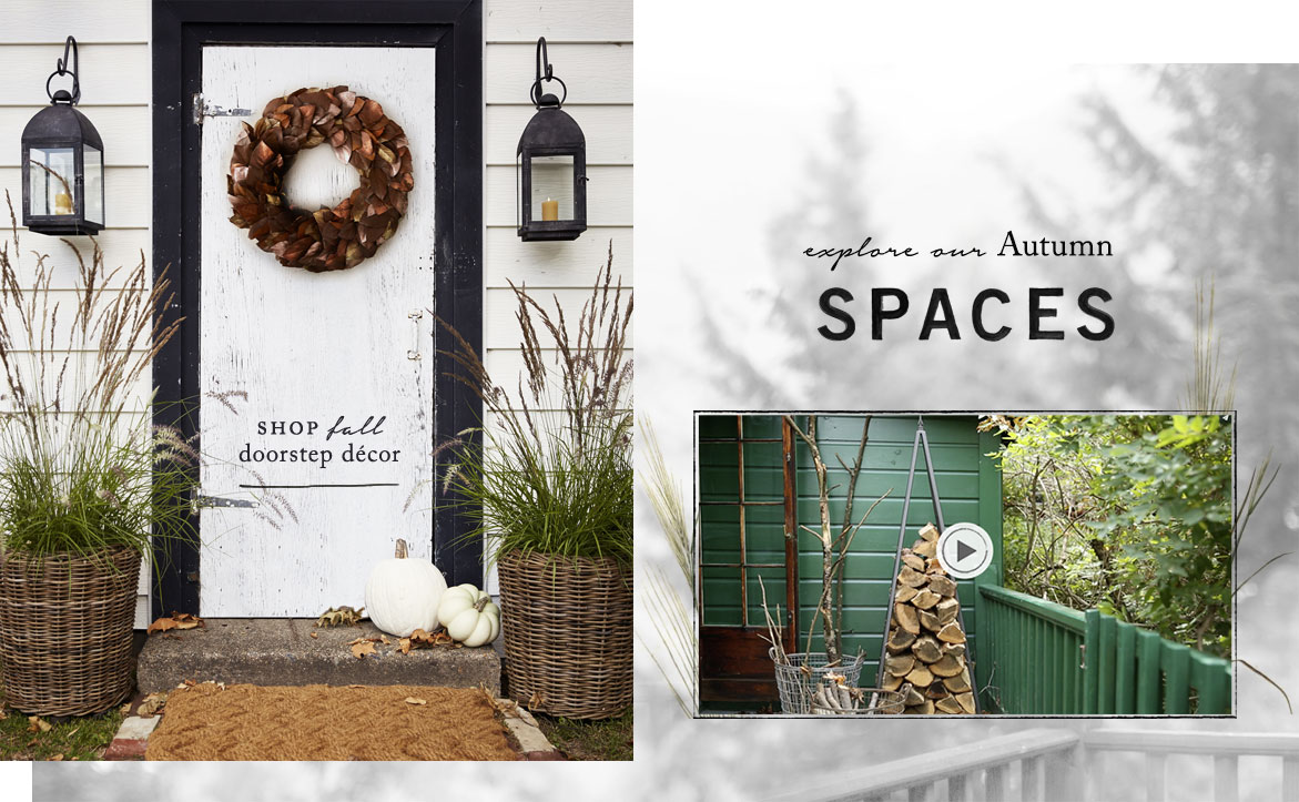 shop fall doorstep decor