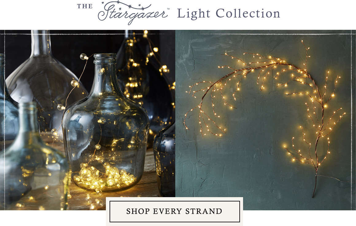The Stargazer Collection | shop every strand