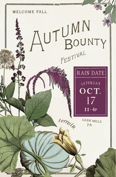 Autumn Bounty Festival