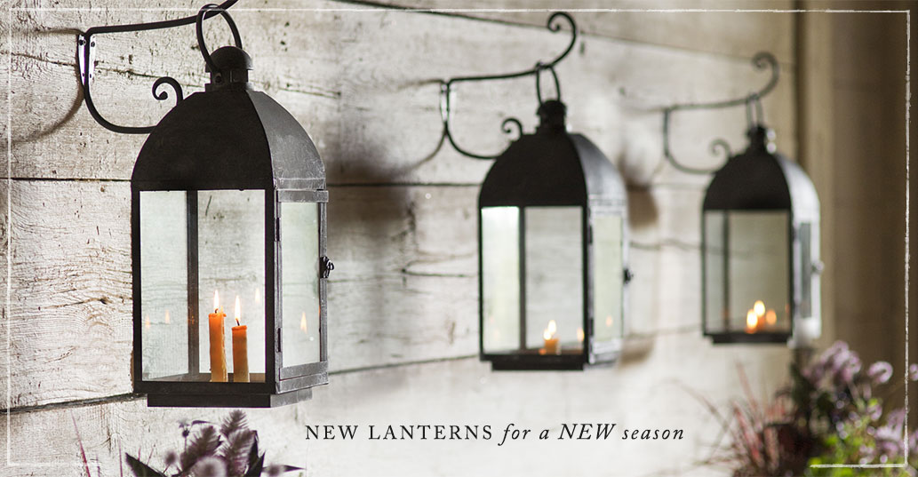 New lanterns for a NEW season