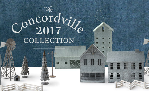 The Concordville 2017 Collection