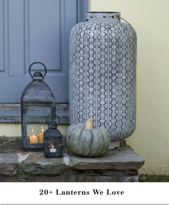 20+ Lanterns We Love