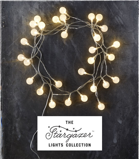 New from The Stargazer Lights Collection