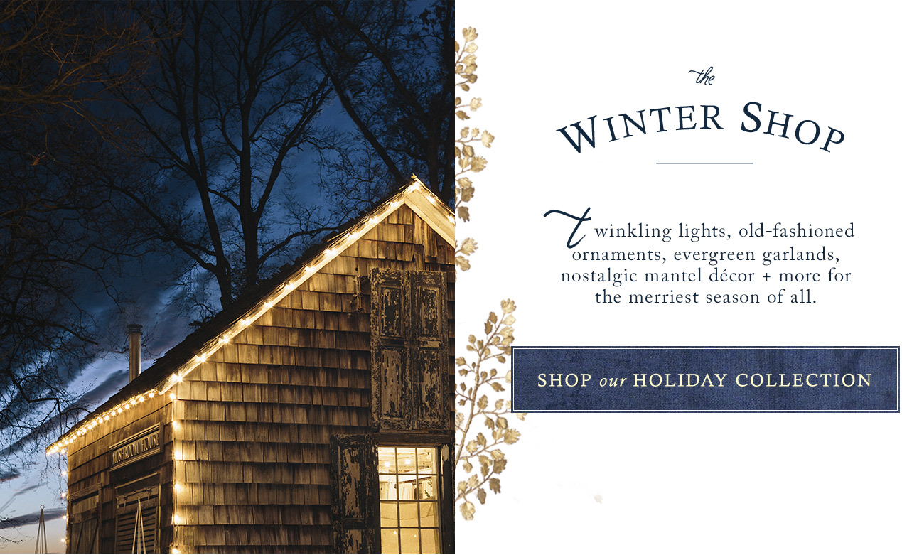 The Winter Shop | just in: hundreds of merry arrivals