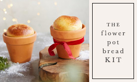 The Flower Pot Bread Kit