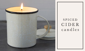 Spiced Cider Candles