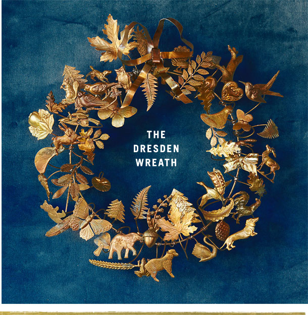 The Dresden Wreath