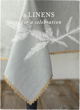 Linens | for a celebration