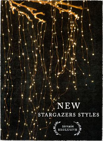 New stargazers styles | terrain exclusive