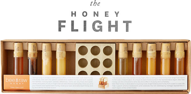 the honey flight