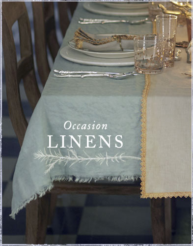 Occasion Linens