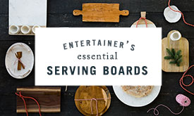 Entertainer's Essential Serving Boards