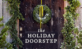 The Christmas Doorstep