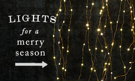 Lights for a Merry Season