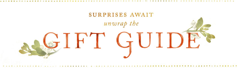 surprises await | unwrap The Gift Guide