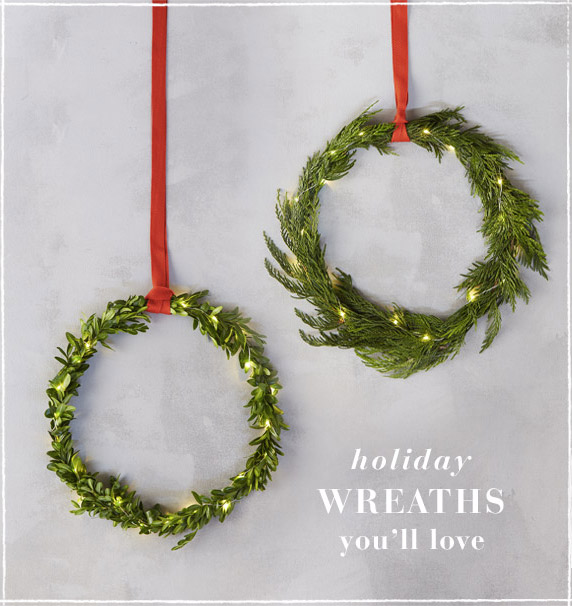 Holiday Wreaths you'll love