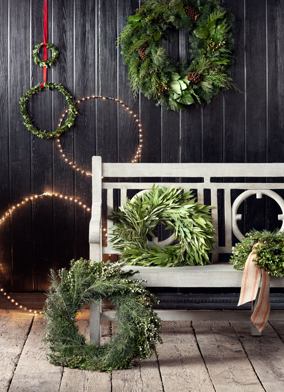 our fullest selection of | Fresh Wreaths