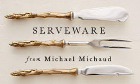 Serveware from Michael Michaud