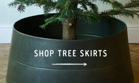 Shop tree skirts