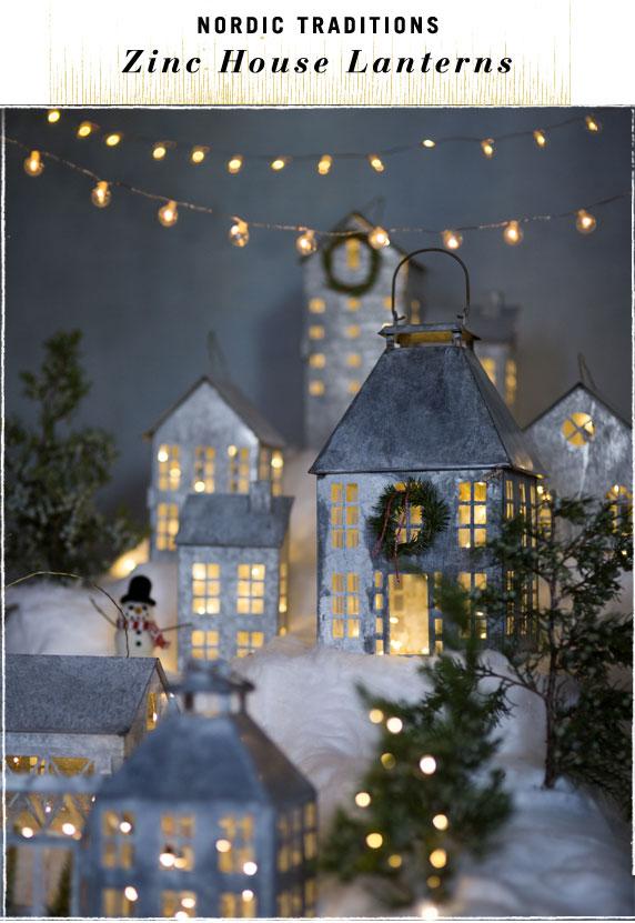 Nordic Traditions | Zinc House Lanterns