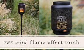 The Wildfire Flame Effect Torch