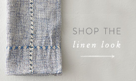 Shop the linen look